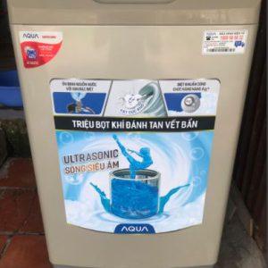 Máy giặt Sanyo AQW-U91BT 9kg mới 99%