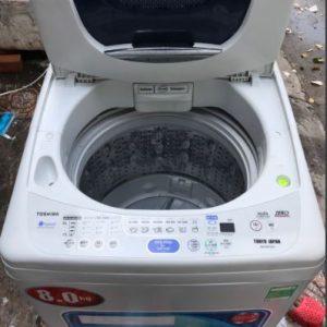Máy giặt cũ Toshiba 8kg AW-8970SV mới 90%