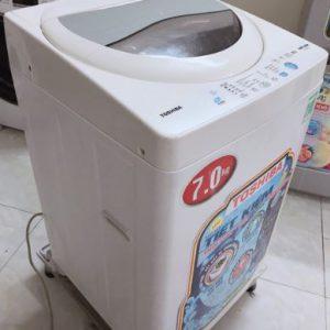 Máy giặt cũ Toshiba A800sv mới 90%
