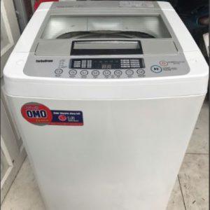 Máy giặt cũ LG 7,6kg mới 90%