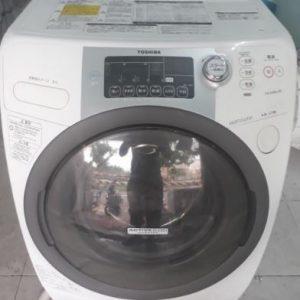 Máy giặt Toshiba TW-Z360L(W) nội địa Nhật giặt 9kg sấy khô 6kg mới 90%