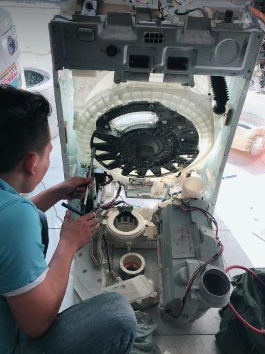 Sửa máy giặt nội địa Nhật quận 4 - Vệ sinh máy giặt nội địa Nhật quận 4