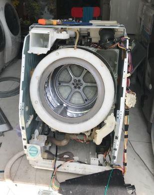 Sửa máy giặt nội địa Nhật quận 1 - Vệ sinh máy giặt nội địa Nhật quận 1