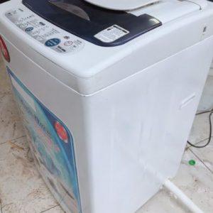 Máy giặt cũ Toshiba 7kg AW-8480SV