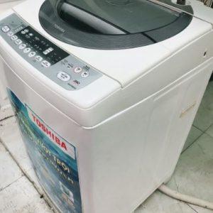 Máy giặt cũ Toshiba 9kg inverter AW-D990SV mới 90%