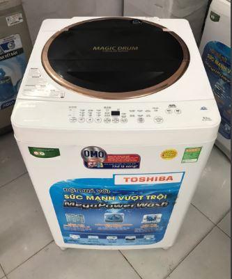 Máy giặt cũ Toshiba AW-ME1050GV 9,5kg mới 95%