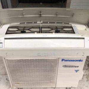 Máy lạnh Panasonic CU-S13MKH-8 inverter 1,5HP mặt cong tiết kiệm điện mới 90%