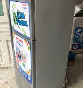 Tủ lạnh cũ Sanyo 180 lít giá rẻ - Điện Lạnh Phương Lâm