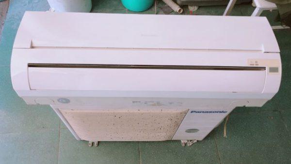 Máy lạnh cũ Panasonic 1,5hp CU-KC12HKH mới 85%