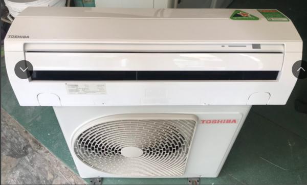 Máy lạnh cũ Toshiba RAS-10SKPX-V2 1hp mới 85%