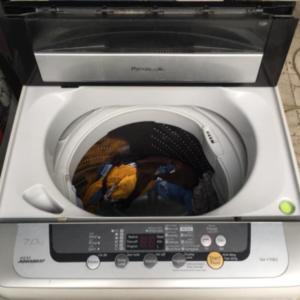Máy giặt cũ Panasonic (7kg) NA-F70B2 mới 85% giá rẻ tại Sài Gòn