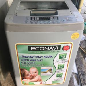 Máy giặt cũ LG 7.6kg lòng inox không rỉ