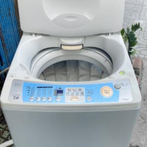 Máy giặt cũ Mitshubishi 7kg MAW-712P nội địa Nhật
