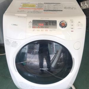 Máy giặt nội địa Nhật Toshiba TW-Z380L(W) giặt 9kg sấy 6kg mới 95% giá rẻ tại Sài Gòn