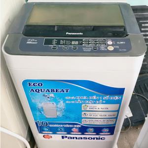 Máy giặt cũ Panasonic NA-F70B3HRV 7kg lồng inox không rỉ giá rẻ tại Sài Gòn