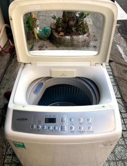 Máy giặt Samsung 8.2 kg WA82H4200SW/SV