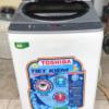 Máy giặt cũ Toshiba (10kg) inverter tiết kiệm điện giá rẻ tại Sài Gòn