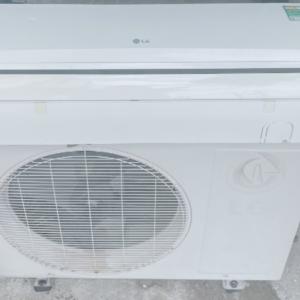 Máy lạnh cũ LG 1HP mới 90% giá rẻ tại Sài Gòn