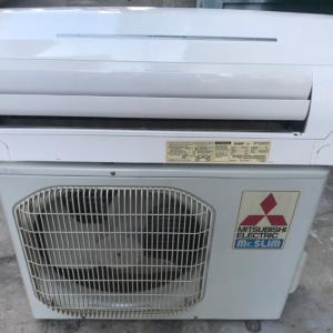 Máy lạnh cũ Mitsubishi 1HP mới 95% giá rẻ tại Sài Gòn