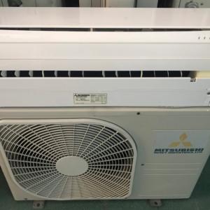 Máy lạnh cũ Mitsubishi giá rẻ 1,5hp mới 90% giá rẻ tại sài gòn