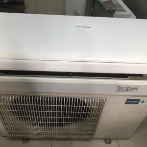 Máy lạnh cũ Mitshubishi 2 HP inverter tiết kiệm điện Gas R410 mới 90%