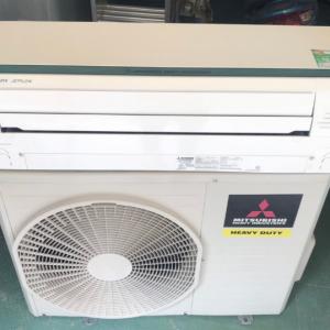 Máy lạnh cũ Mitsubishi 2hp SRK18CS-S5 gas410 mới 90%