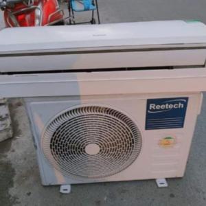 Máy lạnh Reetech 1hp mới 95% giá rẻ tại Sài Gòn