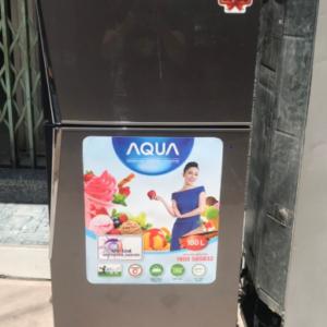 Tủ lạnh Aqua 180 lít mới 90%